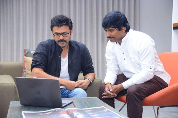Venkatesh launches Lisaa Movie Trailer