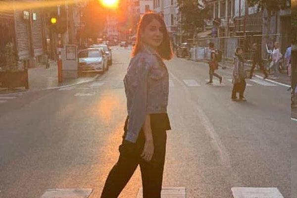 Anushka Sharma's shining moment in Brussels