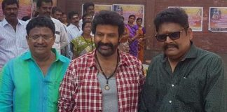 Balakrishna's film with KS Ravi Kumar shelved