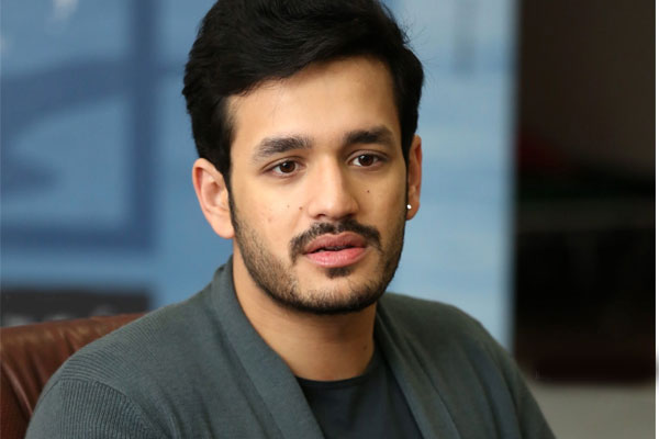 Akhil announces Most Eligible Bachelor release date
