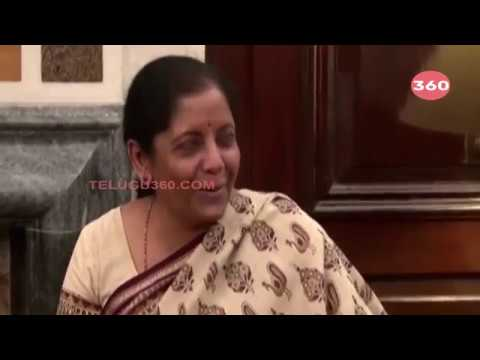 Video: Nirmala Sitharaman To Be The First Full-Time Woman Finance Minister