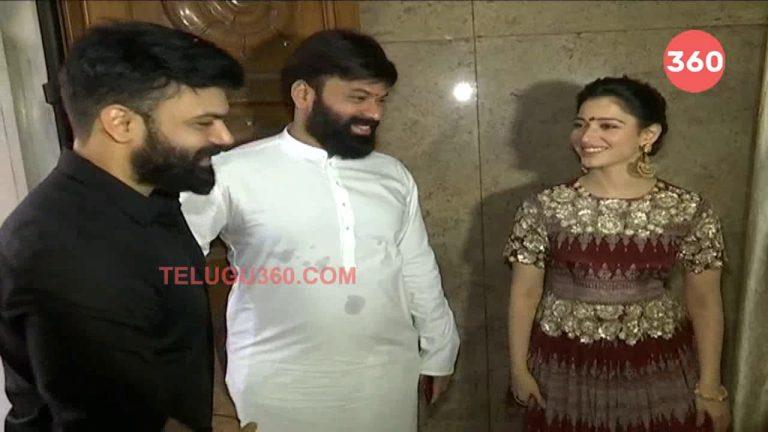 Video: Raju Gari Gadhi 3 Movie Launch