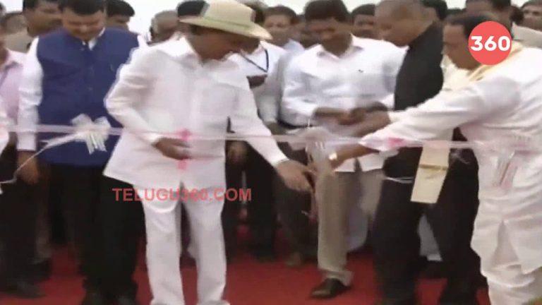 Video: Kaleshwaram Irrigation Project Inauguration