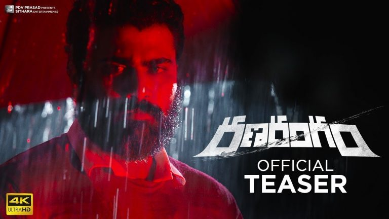 Ranarangam teaser: Sharwa's impressive makeover as gangster