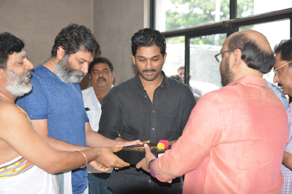 Dubbing Starts For AA 19