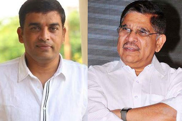 Dil Raju and Allu Aravind to join hands