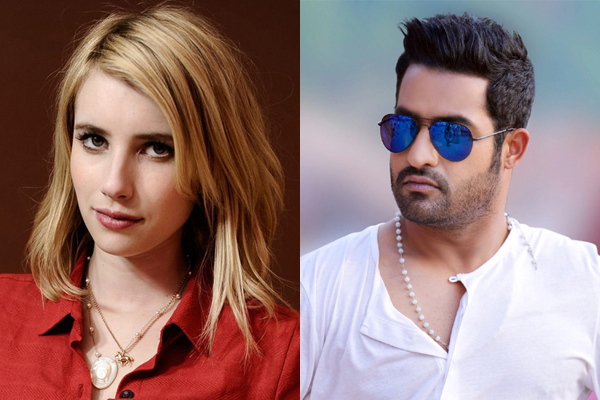 Hollywood actress locked for RRR