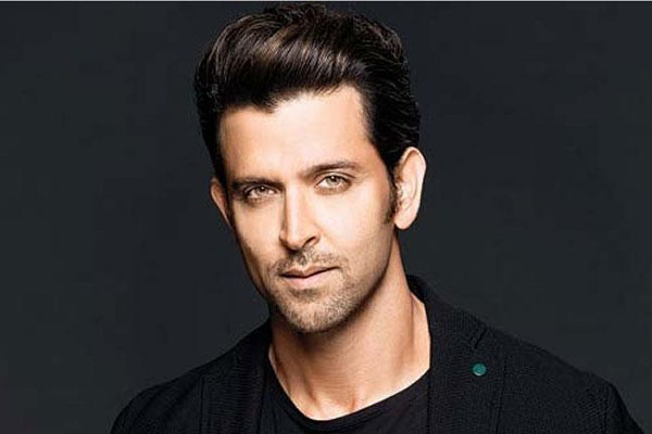 Hrithik in Geetha Arts Production?