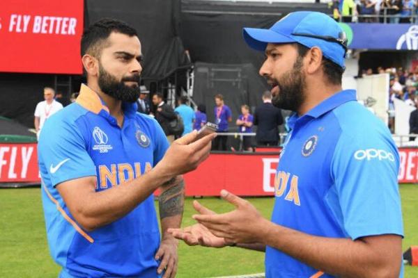 Kohli, Rohit end 2019 at top of ICC ODI batsmen rankings