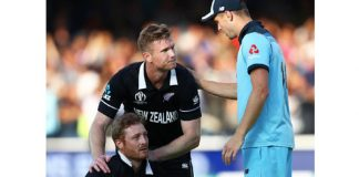 NZ showed great heart to be here, boys devastated at the moment: Williamson