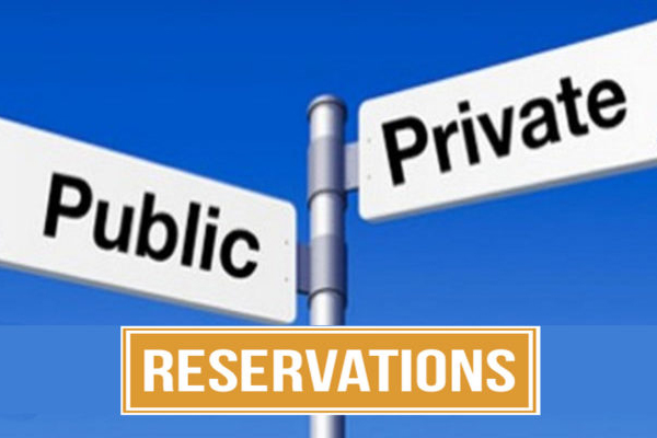 Reader Writes – Frustrated startup Entrepreneur about reservation in private sector