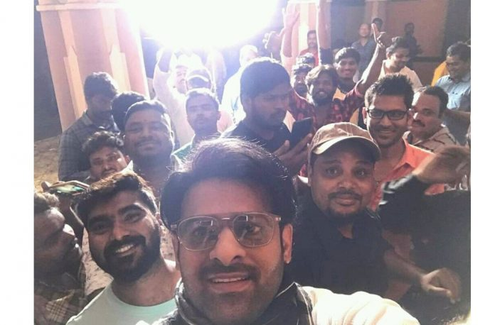 And its a wrap for Saaho