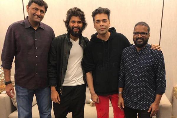Official: Vijay Devarakonda's Hindi Debut Locked