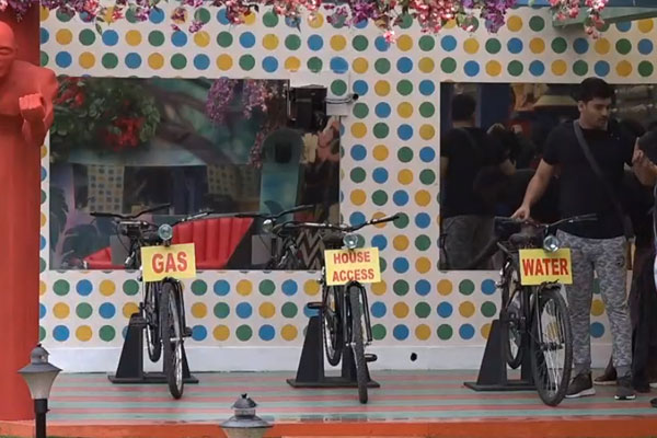Bigg Boss day 9: The bicycle task and fighting
