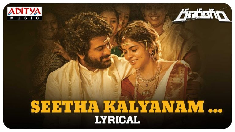 Seetha Kalyanam song: Alluring love of Sharwa and Kalyani
