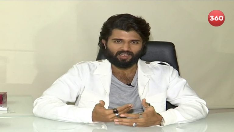 Video: Vijay Devarakonda About Dear Comrade Movie