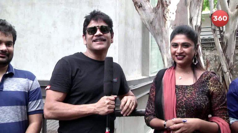 Video: Akkineni Nagarjuna Launched Guna 369 3rd Song