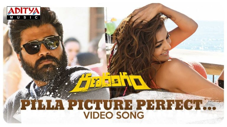 Pilla Picture Perfect Video Song From Ranarangam