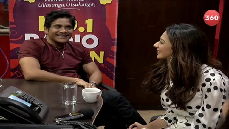 Video: Manmadhudu 2 Second Song Launch