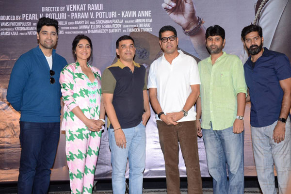 Evaru Movie Press Meet