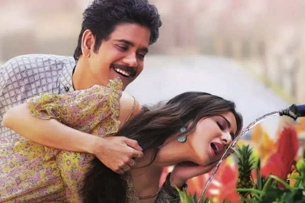 Manmadhudu2 4 days Worldwide Collections – Below par
