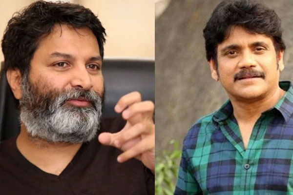 What exactly happened between Nag and Trivikram