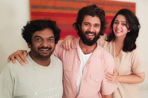 Interesting title for Puri – Vijay Devarakonda's Flick?