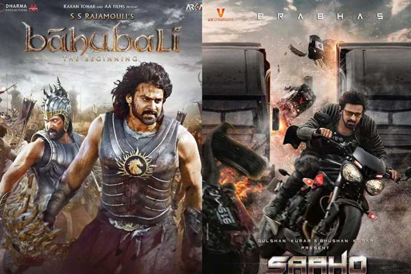Saaho surpasses Baahubali: The Conclusion even before Release