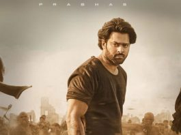 Saaho digital rights sold for a record price