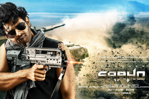 "In-depth analysis & review of ""Saaho""  by  Dr. Shrawan Kumar Aerrola"