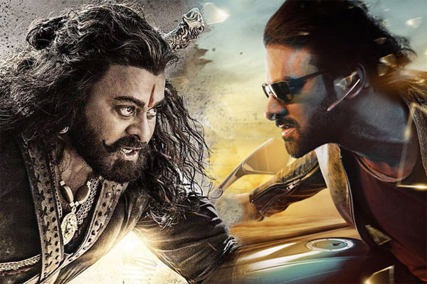 Excessive marketing is leading to rumours on Saaho and Sye Raa