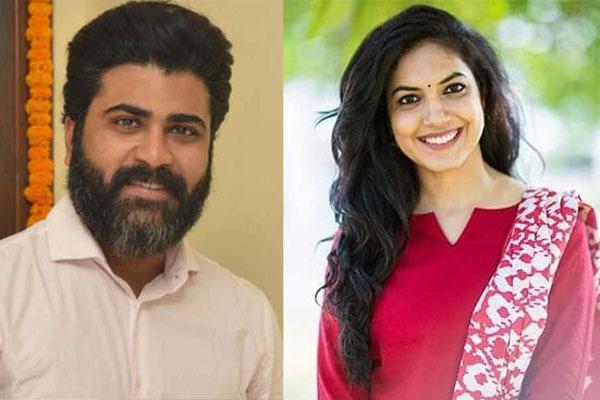 Sharwa and Ritu Varma pair up!