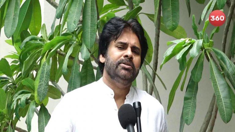 Video: Pawan Kalyan Responds on Janasena MLA Arrest