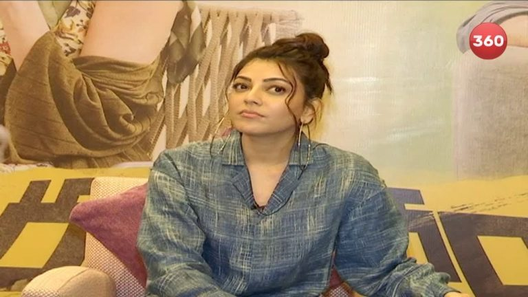 Video: Actress Kajal Special Interview
