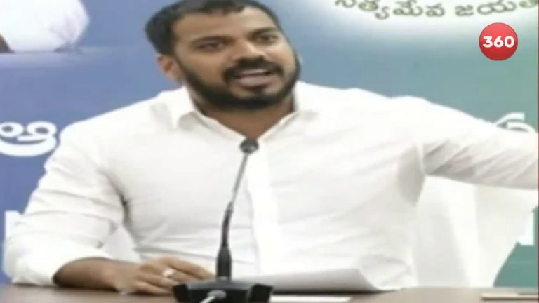 Video: Minister Anil Kumar Yadav Satires on Chandrababu Naidu