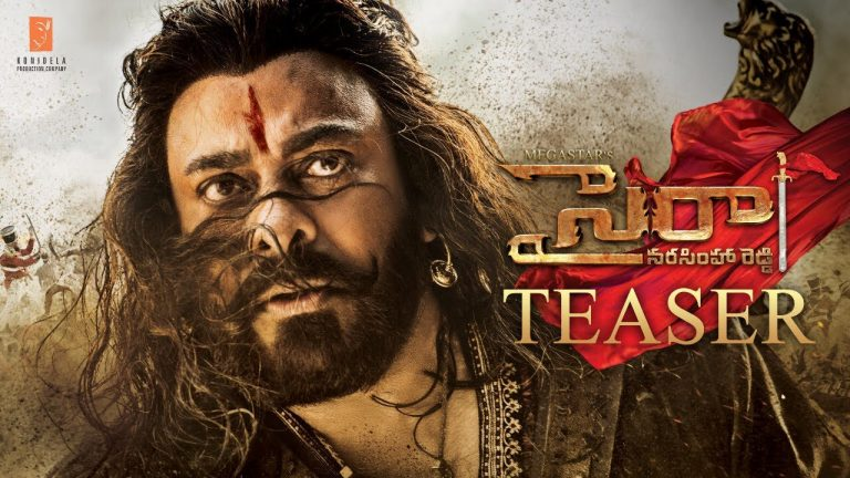 Sye Raa Teaser: The Story of an Unknown Hero