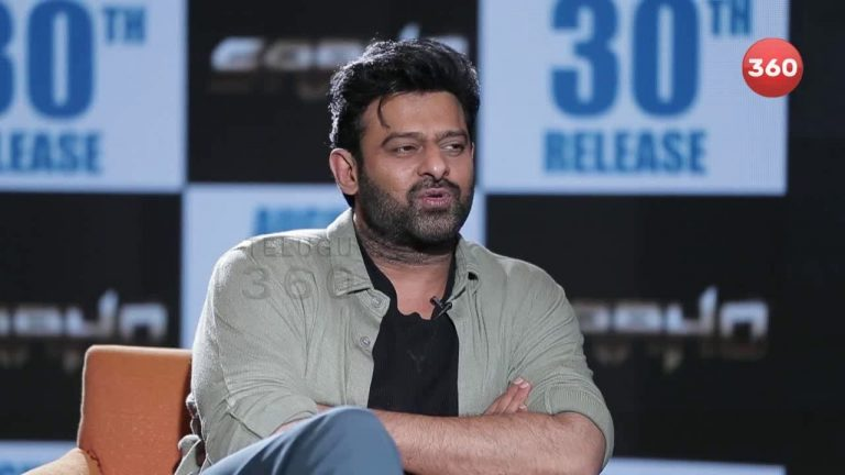 Video: Prabhas Interview