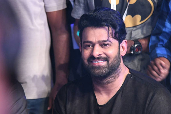 There is nothing wrong if you ask about my Personal life -Prabhas