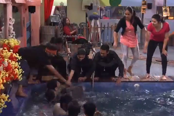 Bigg boss episode 45: Thieves in the house