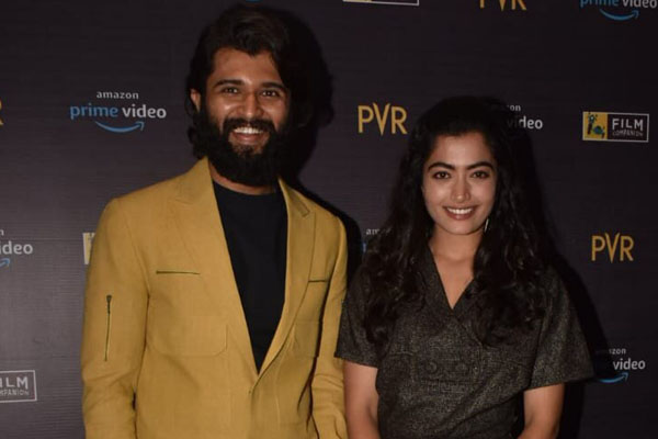 Dear Comrade Special Screening in Mumbai