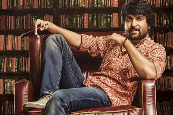 Gang Leader climax: Nani gave up out of the box idea