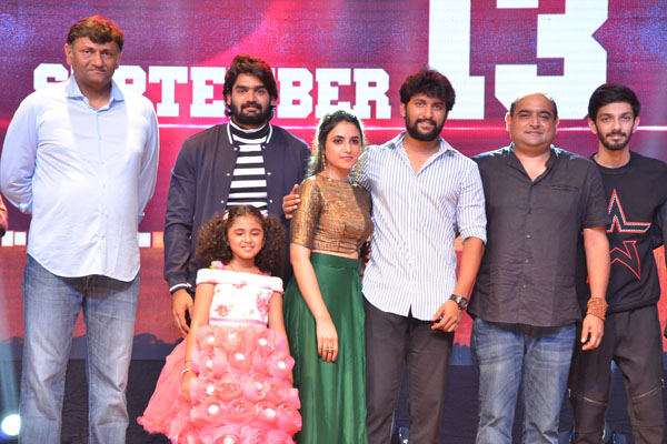 Gang Leader Movie Pre Release Event