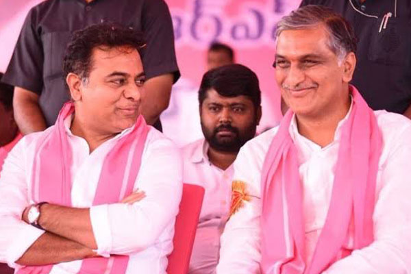 Telangana CM again expands cabinet, inducts son, nephew