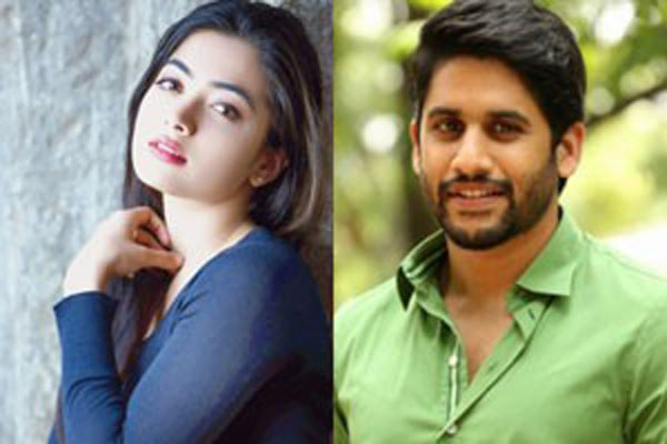 Chay And Rashmika to star in Dil Raju's scrapped project