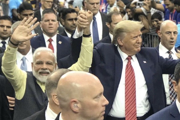 Modi-Trump meet highlights Pakistan terror links