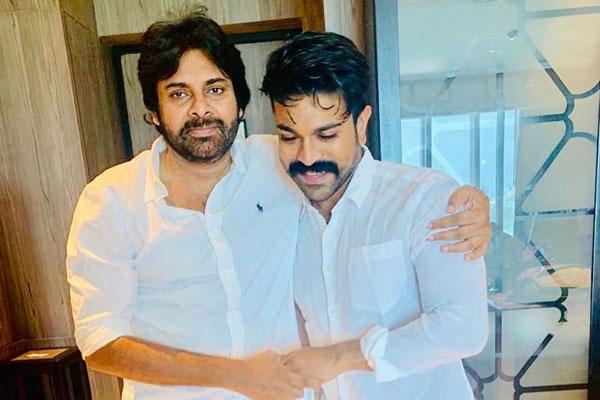 Pawan Kalyan brings Charan and Trivikram on board
