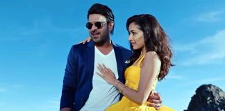 Saaho 2 days collections