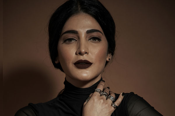 Official: Shruti Haasan's Tollywood comeback film details