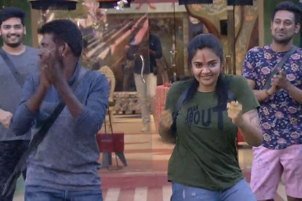 Bigg boss episode 69: Sreemukhi becomes captain for the first time
