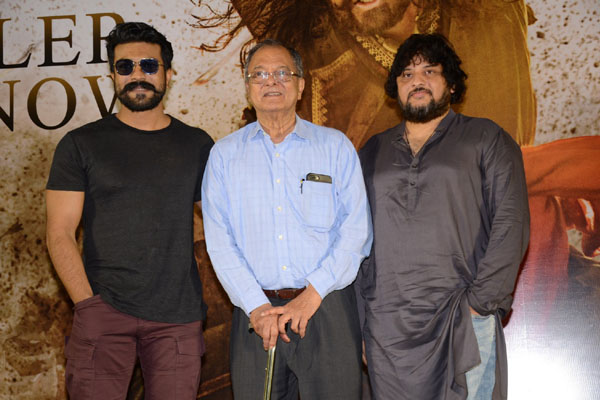 SyeRaa Press Meet